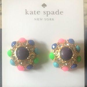 ♠️💜💕Kate Spade earrings NWT'